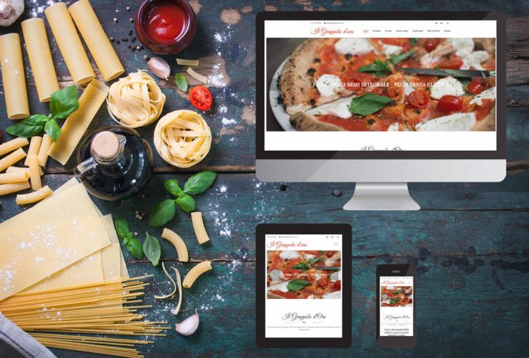 nuovo sito web grappolo castiglione